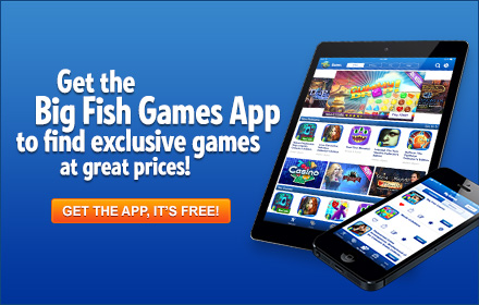 Big Fish Games App