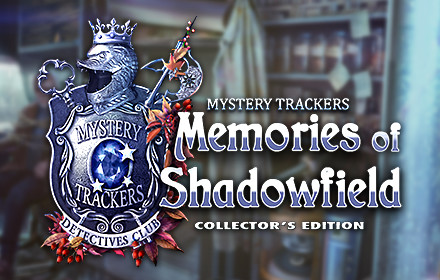 Mystery Trackers: Memories of Shadowfield Collector's Edition
