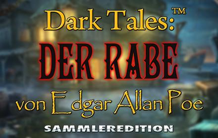 Dark Tales: Der Rabe von Edgar Allan Poe Sammleredition