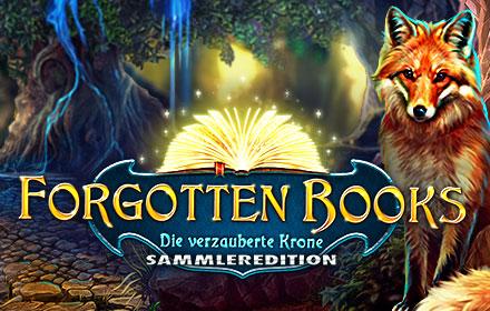 Forgotten Books: Die verzauberte Krone Sammleredition
