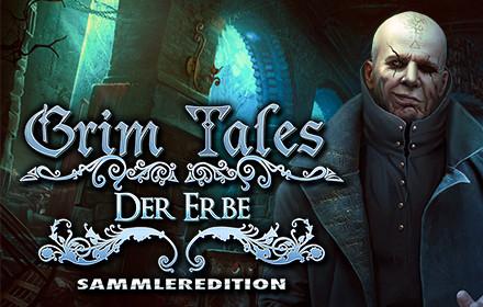 Grim Tales: Der Erbe Sammleredition