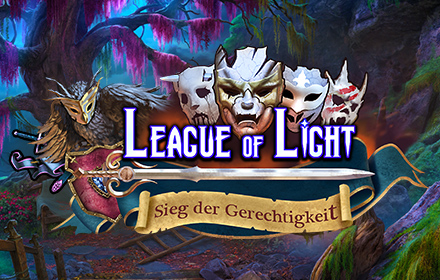 League of Light: Sieg der Gerechtigkeit Sammleredition