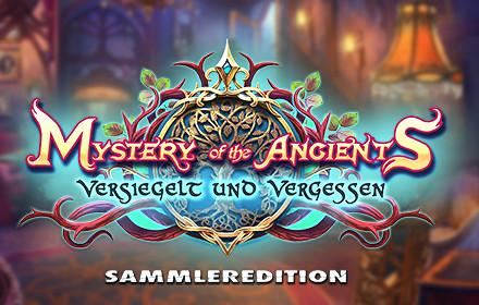Mystery of the Ancients: Versiegelt und Vergessen Sammleredition