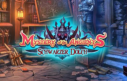 Mystery of the Ancients: Schwarzer Dolch Sammleredition