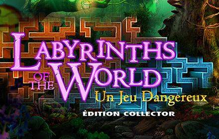 Labyrinths of the World: Un Jeu Dangereux Édition Collector