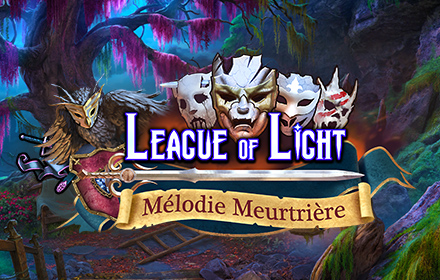 League of Light: Mélodie Meurtrière Édition Collector