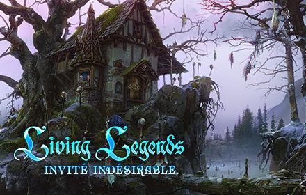 Living Legends: Invité Indésirable Édition Collector