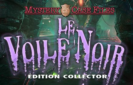 Mystery Case Files: Le Voile Noir Édition Collector