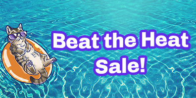 Beat the Heat Sale!